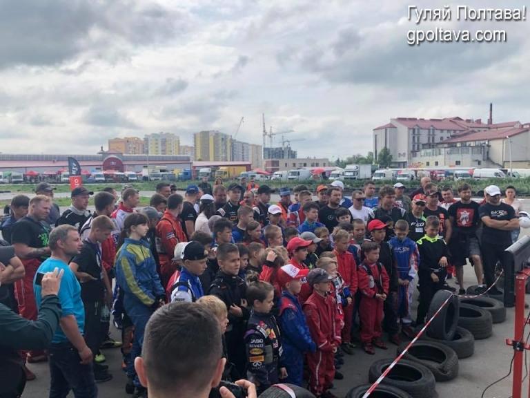 P3 этап кубка Украины по картингу