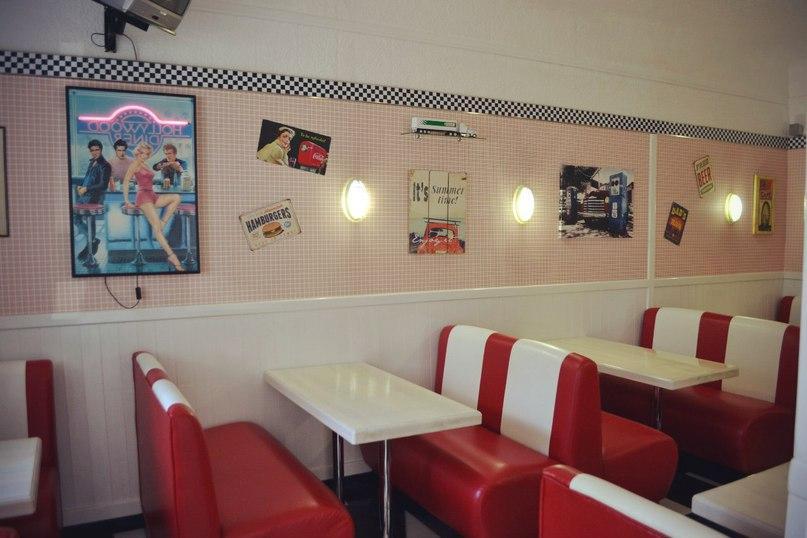 Diner Sandwich-Bar