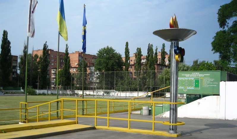 Стадіон Локомотив