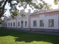 Зеньков. Зеньковский районный народный исторический музей