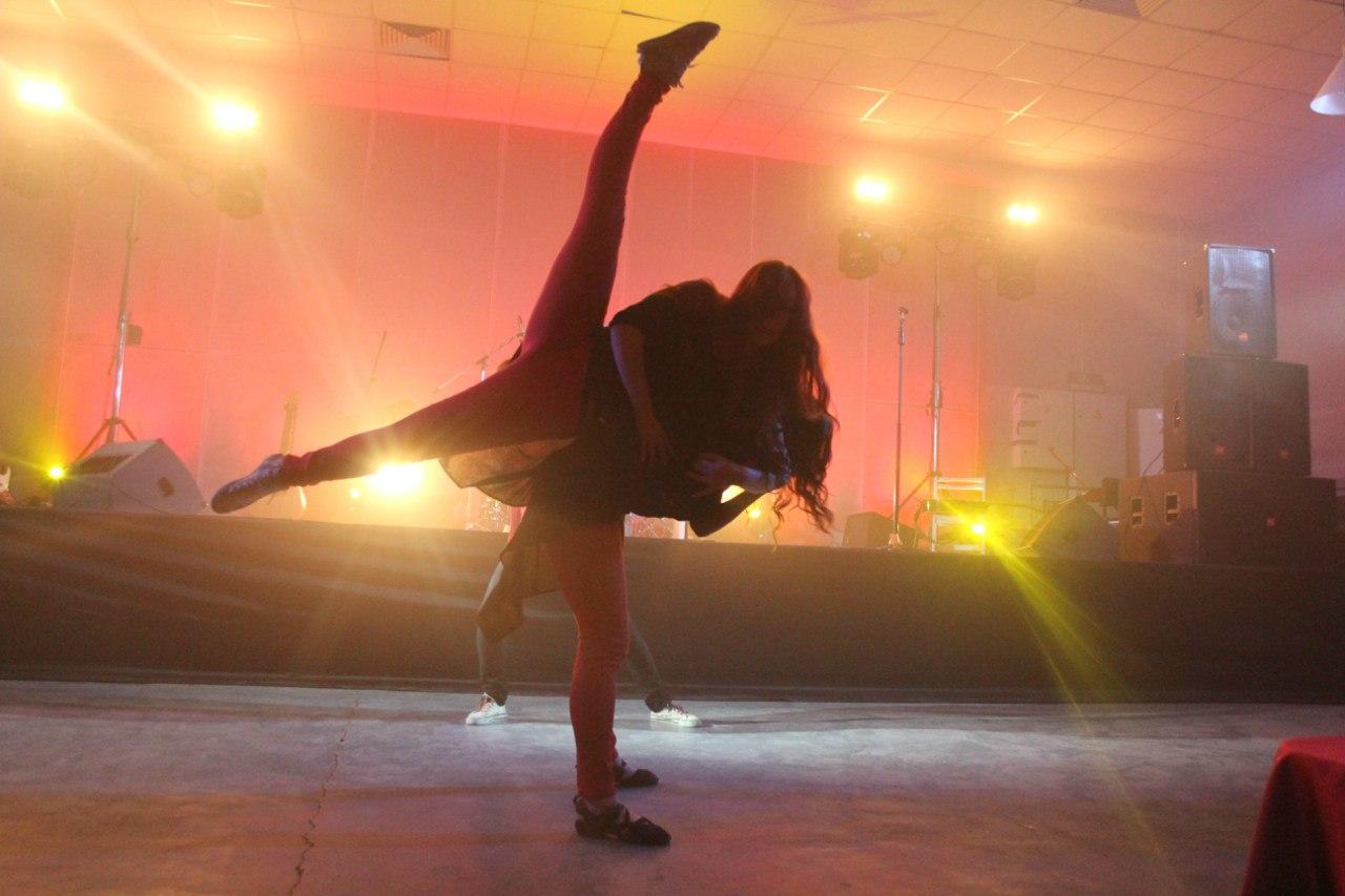 Dance team Trinity