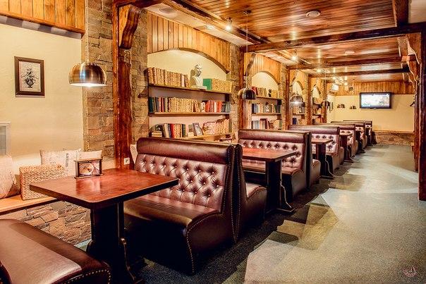 Gastropub Beer Library