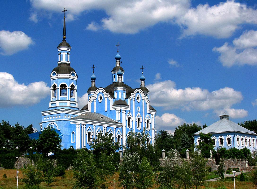 Komsomolsk. St. Nicholas Cathedral