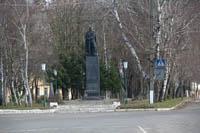 Dikanka. Monument Immortal Glory of Heroes 1941-1943
