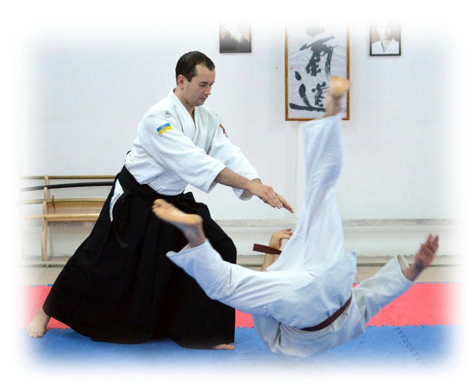 Aikido - Kishokan dojo