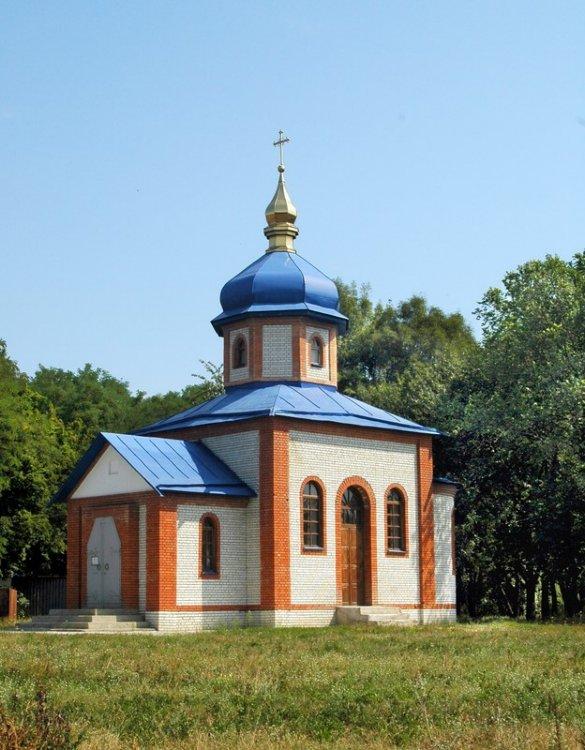 Абазовка. Церковь Успения Пресвятой Богородицы