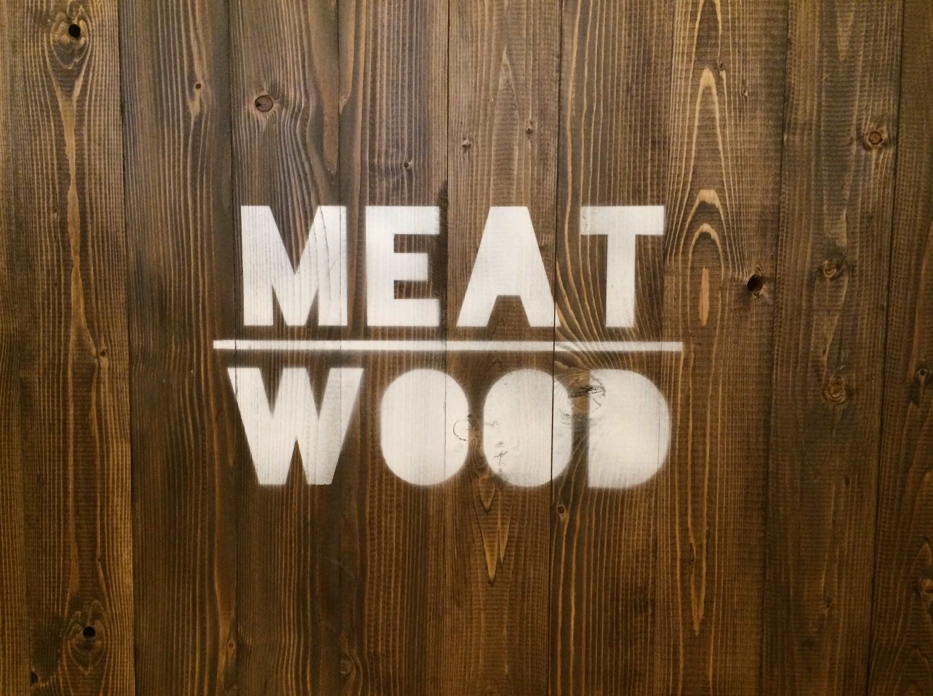 Meat Wood