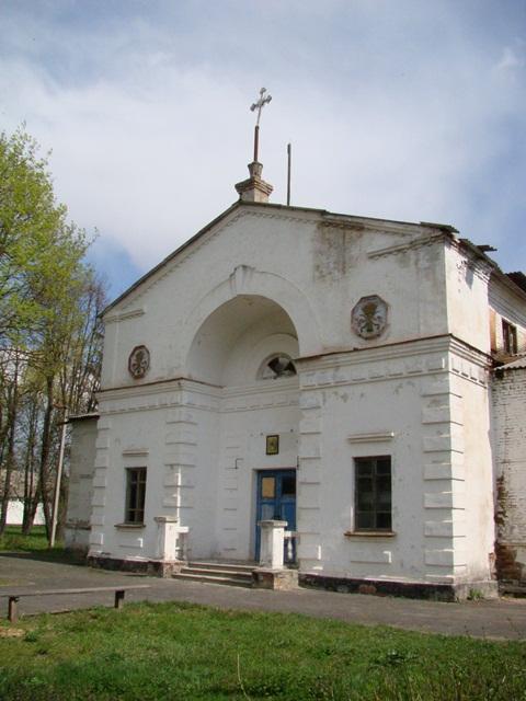 Великі Будища. Свято-Троїцький жіночий монастир