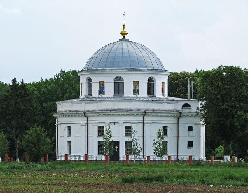 Dikanka. Church of St. Nicholas