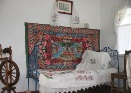 Кобеляки. Музей-усадьба Олеся Гончара