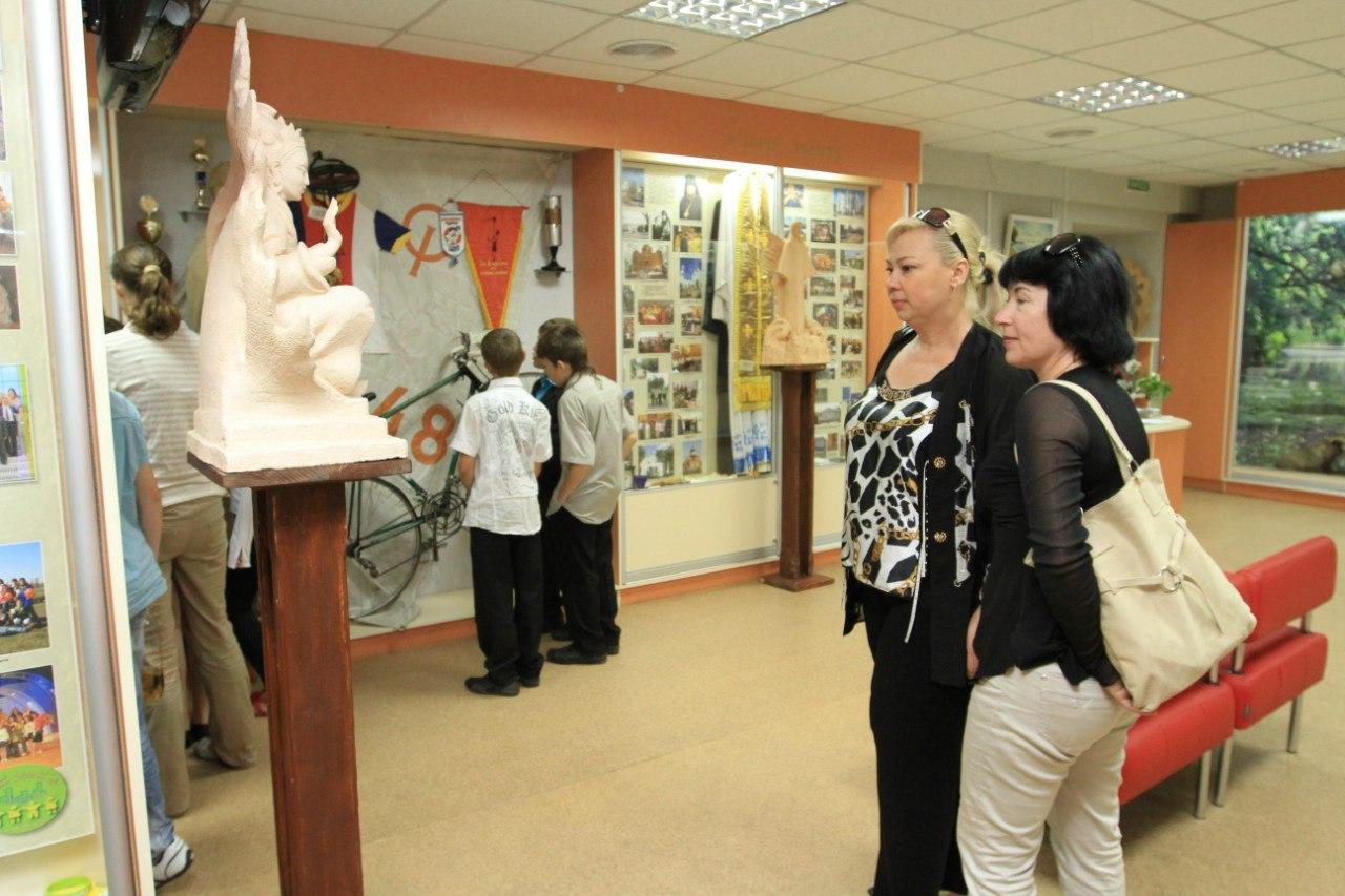 Комсомольск. Историко-краеведческий музей