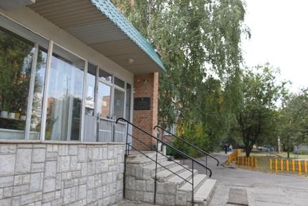 Библиотека-филиал для детей №12