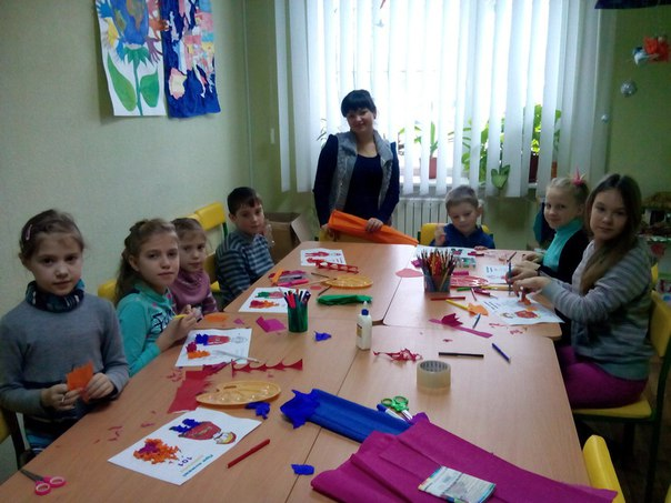 Children developing center Child Friendly Space