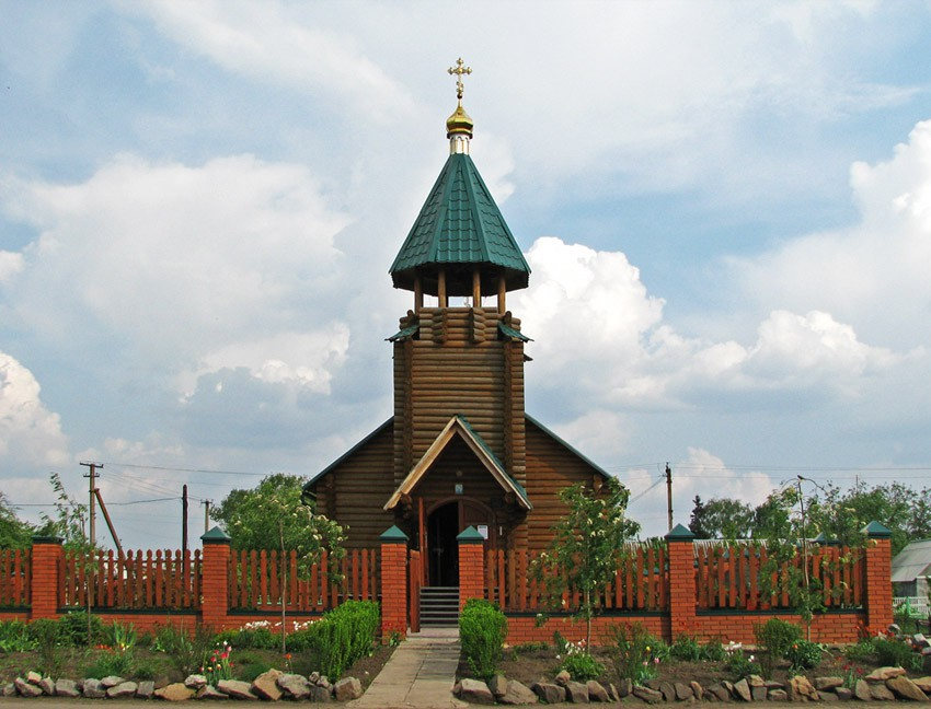Chapayevo. Church of Peter and Paul