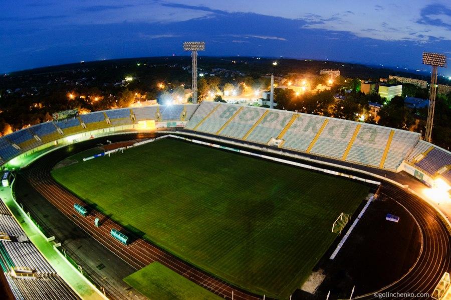 Stadium Vorskla