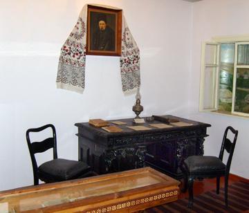 Гадяч. Литературный музей семьи Драгомановых