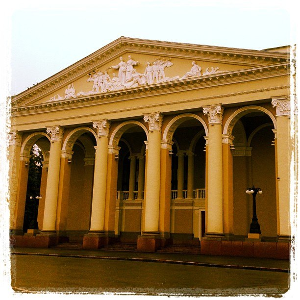 Dramatic Theatre named after Gogol