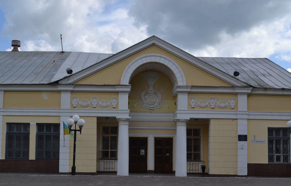 Будинок культури ПТМЗ