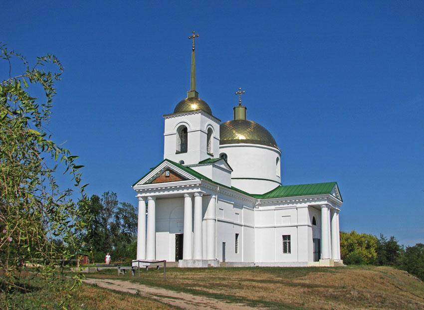Веприк. Церковь Николая Чудотворца