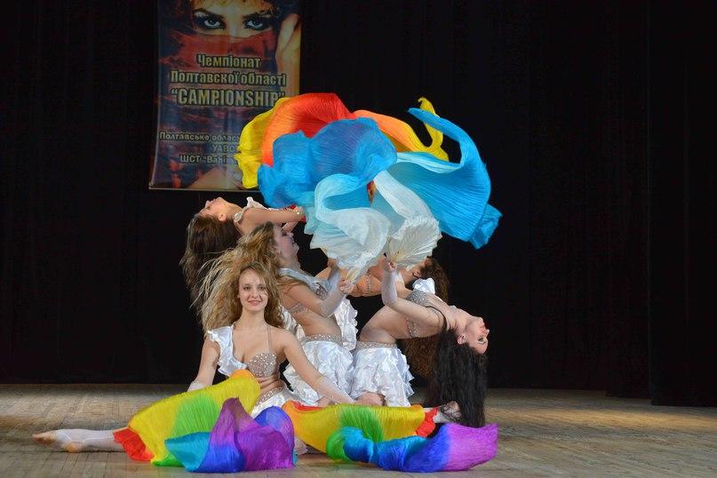 AMJAD - АМДЖАД Студия восточного танца